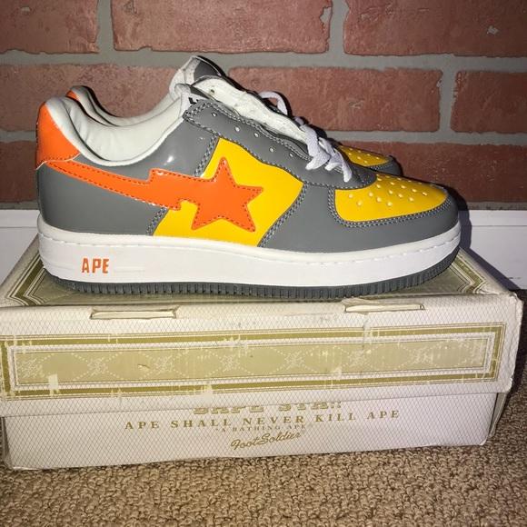 c544202c178ea Bape Shoes | Sta Foot Soldiers | Poshmark